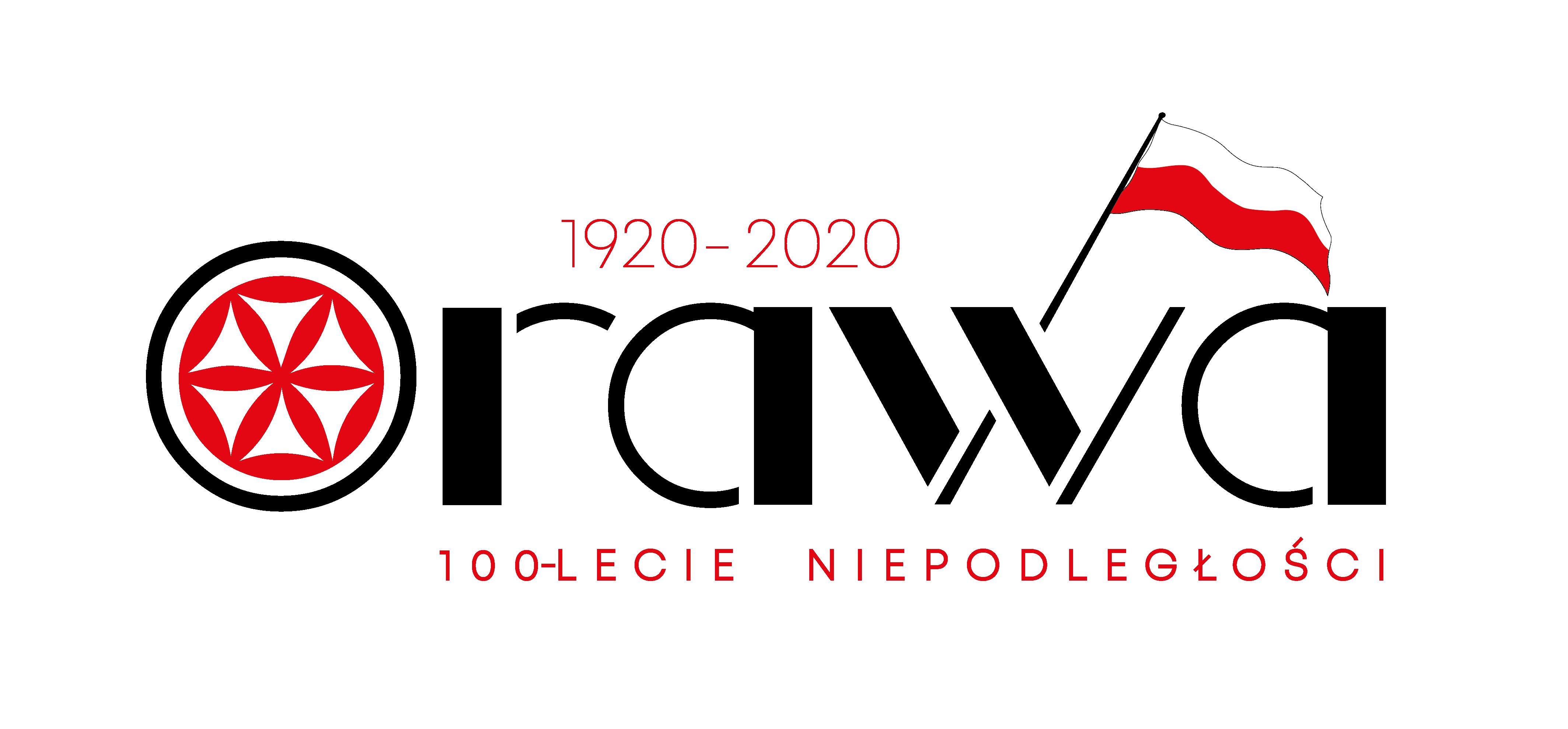 Logotyp_ORAWA_100lecie