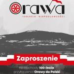 100-lecia przyłączenia Orawy do Polski